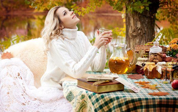 Корисні рецепти яблучного чаю з апельсином і корицею