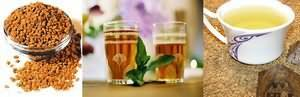Корисні властивості єгипетського жовтого чаю