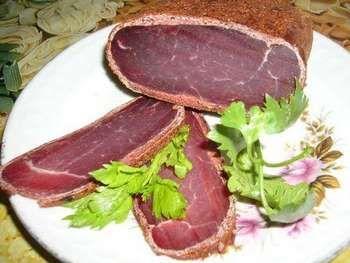 Копчене м`ясо нутрії