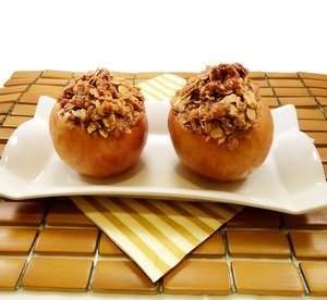 Корисні властивості печених яблук
