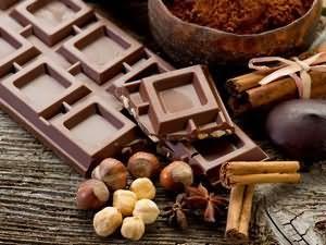 Корисні властивості шоколаду