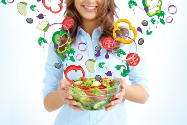 Повноцінне харчування без проблем