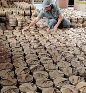 Технологія виготовлення чаю Пуер