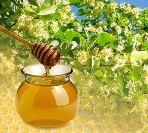 Смачний липовий мед
