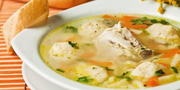 Популярні кулінарні рецепти супу з галушками