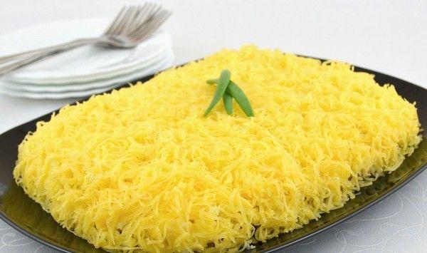 Покроковий фото-рецепт салату «чоловічі мрії»: побалуйте себе і свою половинку!