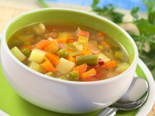 Пісні супи в мультиварці рецепти