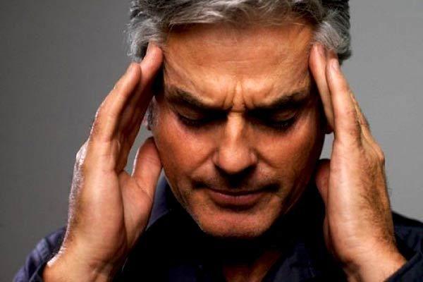 Підвищений внутрішньочерепний тиск - симптоми