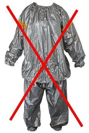 костюм-сауна для схуднення