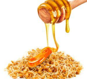 Блюдо з медом