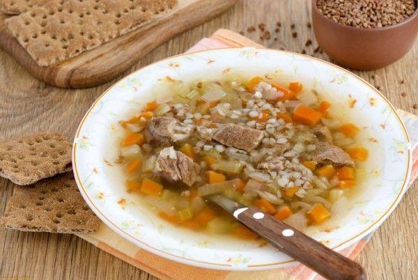 Прості, легкі, але дуже смачні рецепти супу з гречкою