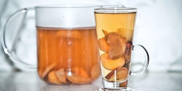 Прості рецепти ароматного узвару з яблук