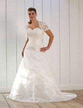 Борошно в весільній сукні