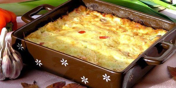 Пишний омлет в духовці: кращі рецепти класичного блюда