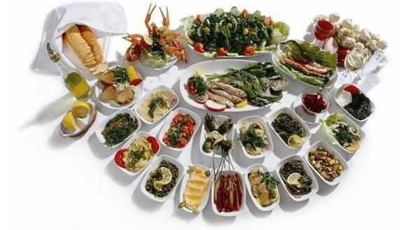 Раціон правильного харчування на тиждень