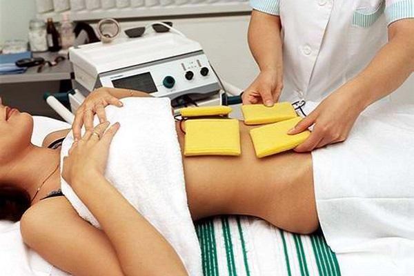 Радіохвильове лікування ерозії шийки матки