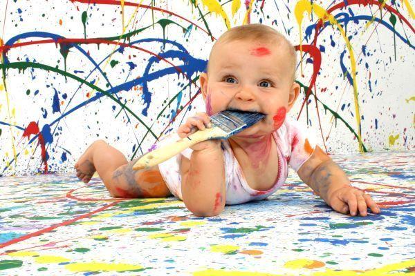 Розвиток творчих здібностей дітей