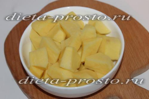 нарізаємо картопля