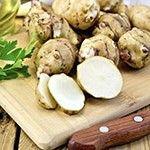 Рецепти страв з топінамбура