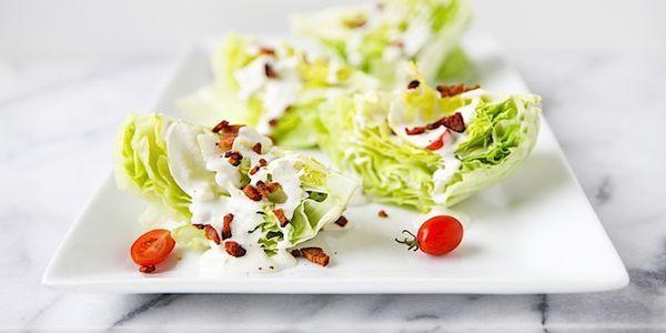 Рецепти страв з універсальним салатом айсберг