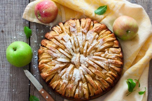 Рецепти домашньої випічки з яблуками для найулюбленіших
