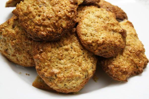 Рецепти приготування домашнього печива з геркулесу