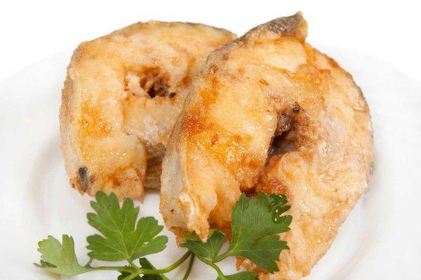 Рецепти приготування смаженої минтая покроково з фото