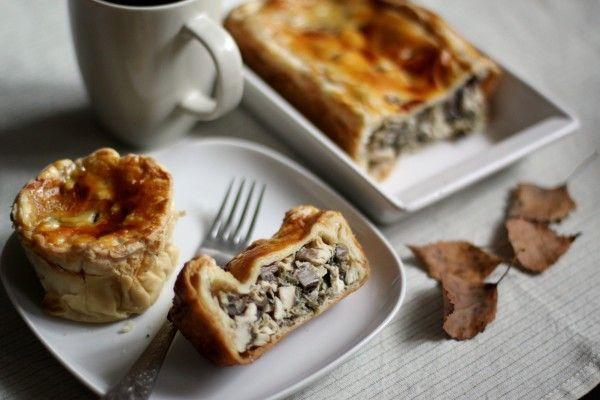 Рецепти простих і смачних пирогів з м`ясом