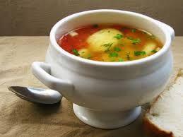 суп в горщику