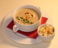 суп з плавлених сирків