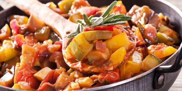 Рецепти смачного овочевого рагу в мультиварці