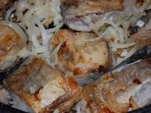 Риба минтай корисні властивості