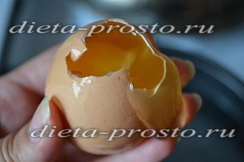 Готуємо яйце пашот
