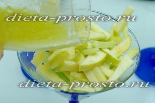 Додати сік лимона