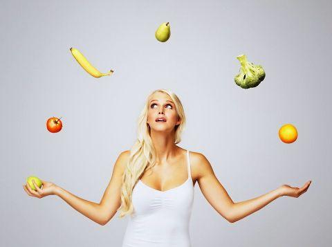 Збалансоване меню для схуднення