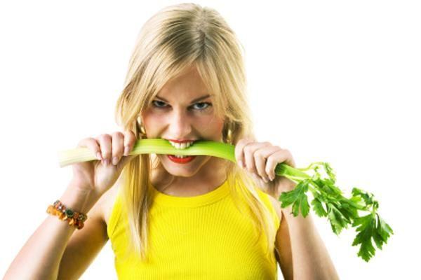 Селеровому дієта - можливість схуднути і скинути зайві кілограми.