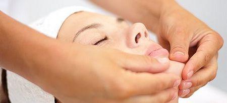Щипковий масаж обличчя. Масаж по Жаке