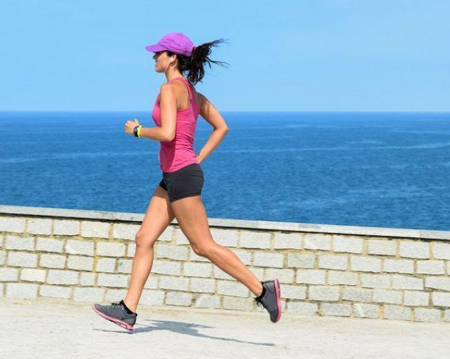 Скільки бігати щоб схуднути