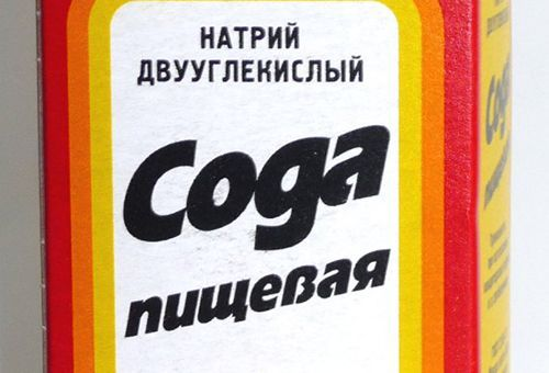 Сода: користь чи шкода