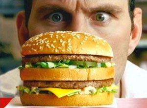 Сучасні дослідження підтверджують наявність зв`яжи між фаст-фудом і депресією