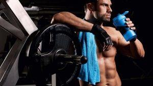 Спортивне харчування з протеїнами