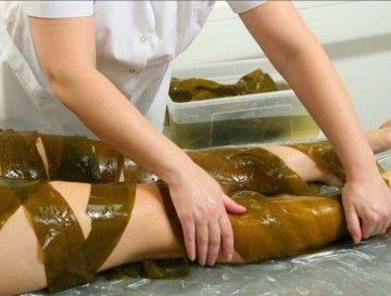 Стрункість з морською капустою