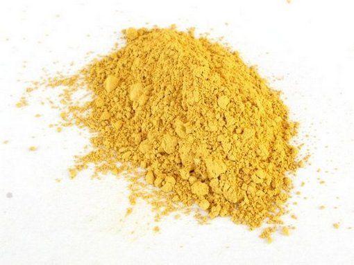 Властивості жовтої глини і її застосування