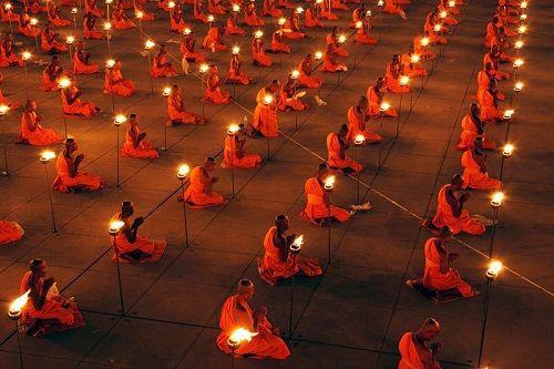 Тибетська гімнастика для схуднення