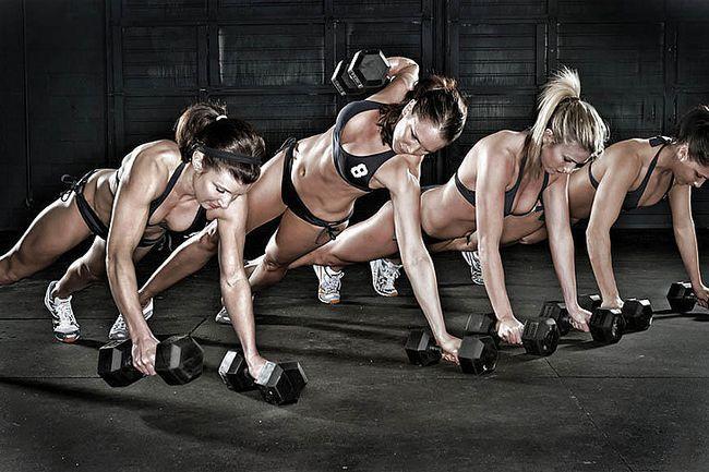 Тренування для спалювання жиру - відео, програма, вправи