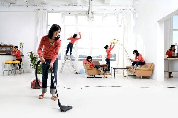 Прибирання квартіритратім свого часу або довіряємо професіоналам