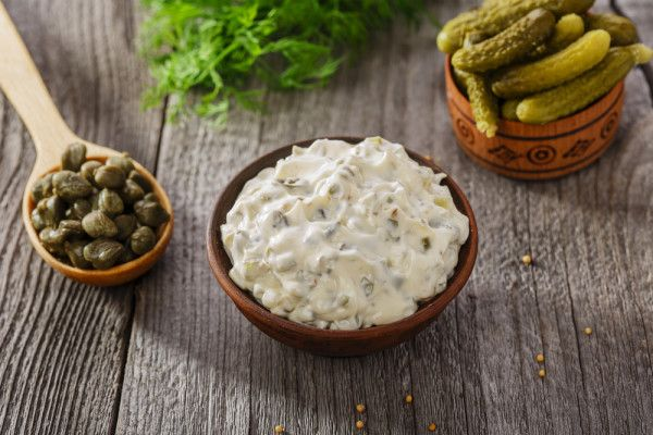 Дивовижний соус тартар: рецепти в домашніх умовах