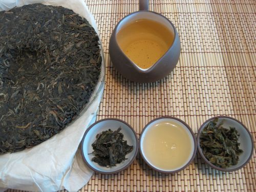 Унікальні властивості чаю пуер