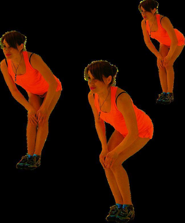 Вправи для схуднення початківцям в домашніх умовах