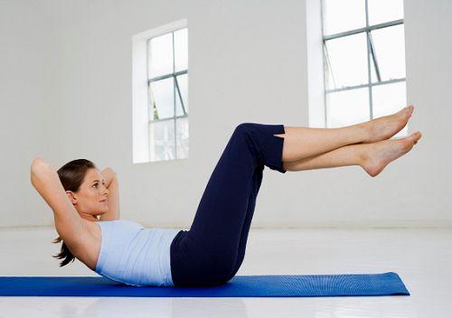 Вправи для схуднення живота - докладний опис. Найефективніші вправи для схуднення живота